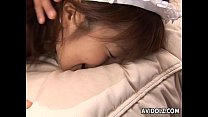 Kinky Akane Mochida nailed hard thumb