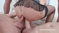 Fucking Wet Beer Festival with Anita Blanche, 4on1 Balls Deep Anal, DAP, Gapes, Pee Drink and Swallow GIO1279