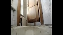 Young Women On Squat Toilet 2