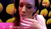 Beautiful 18 year old Lana gangbanged and Creamed - German Goo Girls preview image