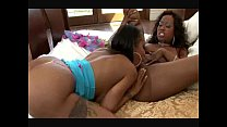 black lesbian big ass slumber party