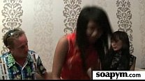 Erotic soapy massage with Happy Ending 17 pornhub video
