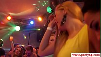 Bootylicious euro sucking at a party