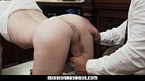 MormonBoyz - Horny Bishop Plows A Religious Boy's Asshole