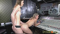 DykedX - How Bad Do You Want This Record Deal - Aurora Belle And Tali Dova