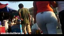 CANDID BOOTY SHOW 1 video