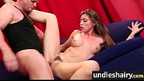 Load For Her Hairy Pussy 7