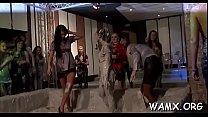 Rare scenes of catfight lesbo xxx in bawdy porn adult fetish Thumbnail