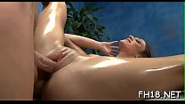 Girl screwed well in doggy