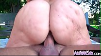 (Alena Croft) Slut Girl With Big Oiled Butt Get... />