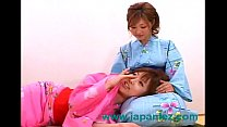 Japanese Lesbians Wearing Traditional Clothes Strip Naked And Suck thumbnail