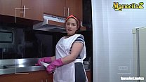 MAMACITAZ - Latina Maid Valeria Cardozo Is In F...'s Thumb