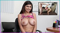 MIA KHALIFA - Tony Rubino Fingerblasts My Arab Pussy And I Ride His Big Dick