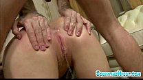 Cute girl Gets Bound to Squirt