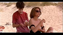 Clotilde Courau and Charlotte Rampling - Kiss whoever you want