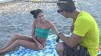 pick-up girl on the beach and fuck her pornhub video