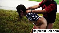 Hitchhiker Forced Amateur