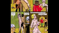 16105 Hardcore fantasy comic book with cartoons and best sex game ready to make you cum preview