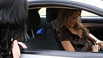 Aiden Ashley and her lesbian tutor - GirlfriendsFilms Preview