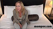 Screenshot Big Tit Blonde  Milf Fucking A Young Cock Young Cock