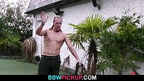 Cock-hungry blde plumper rides him hard - 9Club.Top