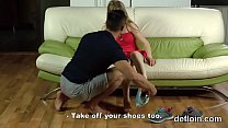 Defloration Of Fervent Teenie Wet Snatch And Rubbing