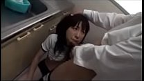 Schoolgirl In Training Dress f. To Suck Cock Cum To Mouth