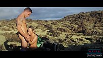 14785 Volcano hiking trip with a Czech blonde leads to sex outdoor preview