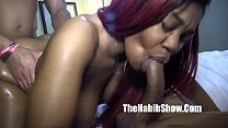 phat ass nina rotti takin dick doggystyle freak... Thumbnail