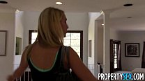 Propertysex - Super Fine Wife Cheats On Her Husband With Real Estate Agent