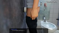 Milfy City[v0.6] l Hot milf teacher with a big ass and gorgeous boobs toilet gloryhole blowjob for her student l My sexiest gameplay moments l Part #42 Preview