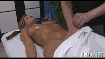 Massage sex spa video