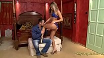 Aleska Diamond Has Her Toes Sucked And Pussy Fucked Doggystyle thumbnail