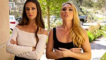 Slutty Interns really want a job - AJ Applegate and Cassidy Klein Thumbnail