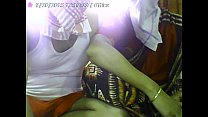 Desi wife gone wild on skype-0
