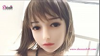 156cm (5ft2in) hot sale adult figure sexy toy full silicone love doll girl for mens-Alexia Thumbnail
