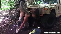 12644 Arab babes fucked in jungle camp preview