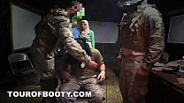 Tour Of Booty - Arab Prostitutes Entertain Us Soldiers On A Military Base In [Classified]