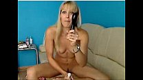 Sophie Moone use toys