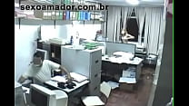 The internship was assed by the boss in the firm's office