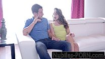Bad babysitter Kimmy Granger wants hard fuck and creampie Image