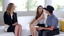 Mommy's little girl is a lesbian! - Nina North, Aspen Rae and Ma Wales - 9Club.Top