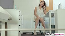 Babes - Black is Better - Carolina Abril and Eddy Blackone - Show Me Your Qualifications