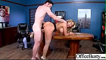Sex Adventures With Big Tits Office Horny Slut Girl (Olivia Austin) mov-20