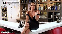 BANG Confessions - Abigail Mac fucks in front of friends for New Year's Image