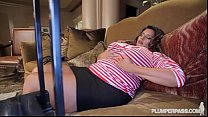 Lusty Curvy Latina Sofia Rose Gets Massage from Hotel Stud Preview