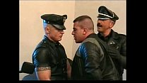 Leather   Law - various scenes - Gay Gloves and...