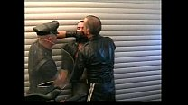Leather   Law - various scenes - Gay Gloves and Leather