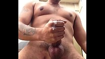 Sebastian Rio Jerking and smoking