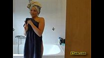 Hot Ameur Couple Blowjob and Fuck In Bhroom -  - 9Club.Top